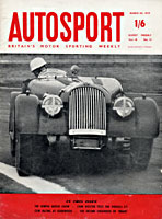 Autosport Magazine - Lawrence Tune